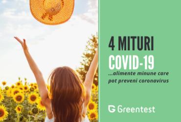 4 mituri COVID-19