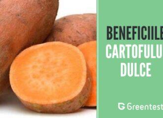 Beneficiile cartofului dulce pentru sanatate